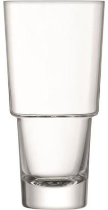 LSA International Mix High Ball Set of 2 Glasses