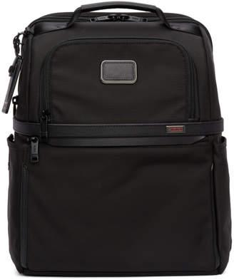 Tumi Black Alpha 3 Slim Solutions Brief Pack® Backpack
