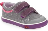 See Kai Run 'Robyne' Sneaker (Baby, Walker & Toddler)