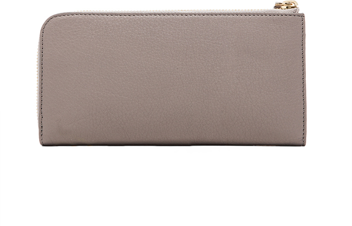 See by Chloe Alix Long Zipped Wallet