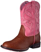 Roper Lightning R Toe Light Up Cowboy Boot (Toddler/Little Kid)