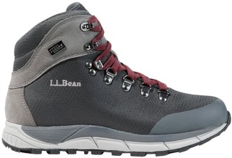L.L. Bean Women's Alpine Hiking Waterproof Boots, Insulated