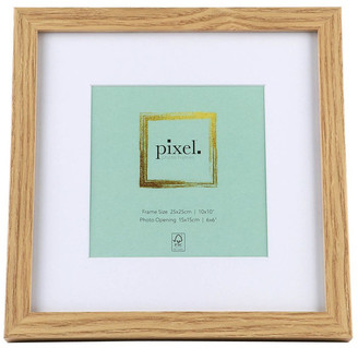 Pixel Photo Frames Pixel Natural Photo Frame 25x25cm with 15x15cm Opening