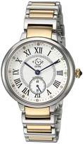 Gv2 GV2 Women's Rome Swiss Quartz Watch with Stainless Steel Strap Two Tone 16 (Model: 12203B)