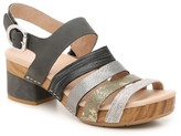 Dansko Maribeth Platform Sandal