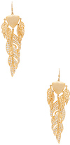 Fallon Raven Chandelier Earring