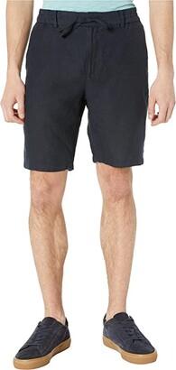 Vince Lightweight Linen Shorts (Coastal) Men's Shorts
