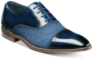 Stacy Adams Stacy Adam's Men's Barrington Cap-Toe Leather Oxfords Men's Shoes