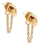 Miansai 18K Gold-Plated Sterling Silver Earrings