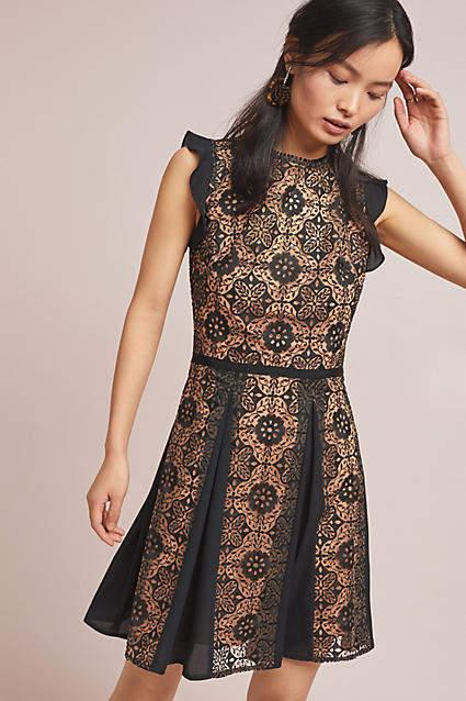 efb8726bbe99 ML Monique Lhuillier Lace Dresses - ShopStyle