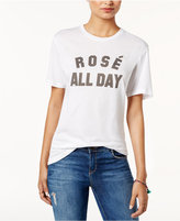Kid Dangerous Rose All Day Graphic T-Shirt
