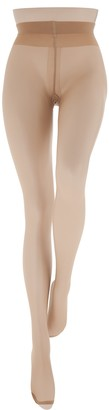 Le Bourget Women's Teint Invisible Tong Pantyhose 10 DEN
