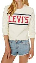 Levi's Levis Raw Graphic Sweatshirt