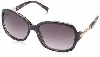 Rocawear Women's R3272 Oxts Non-Polarized Iridium Round Sunglasses