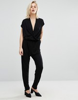 Selected Sila Wrap Jumpsuit