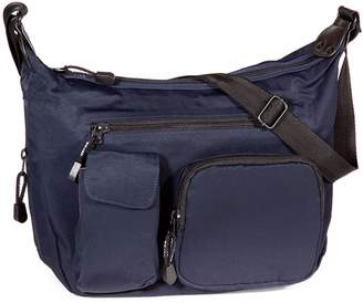 Derek Alexander Top Zip Hobo Bag
