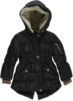 "Jessica Simpson Little Girls' ""Wool Expedition"" Insulated Jacket"