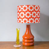 hunkydory home Isobel's Vintage Flowers Ceramic Table Lamp