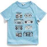 Little Marc Jacobs Boys Stereo T-Shirt (4-10Y)