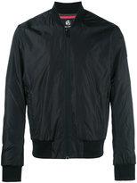 Paul Smith zipped bomber jacket - men - Polyamide/Polyester - S