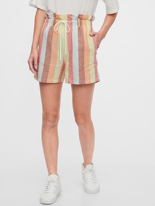 "Gap 4"" Paperbag Pull-On Shorts"