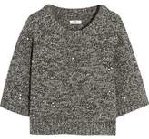 DAY Birger et Mikkelsen Embellished Wool-Blend Sweater