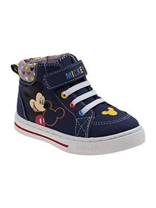 Josmo Boys' Canvas High Top Sneakers