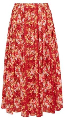 Emilia Wickstead 3/4 length skirt