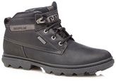 Caterpillar Black 'grady' Chukka Boots