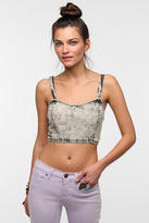 Urban Outfitters Out From Under Stonewash Denim Bra Top