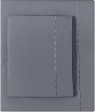 Splendid Home Decor 400 Thread Count Cotton Percale Sheet Set