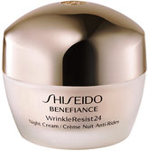 Shiseido Women's Benefiance Wrinkle Resist 24 Night Cream
