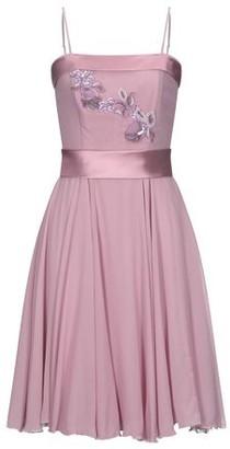 MARTA BORDONI Knee-length dress