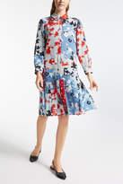 Max Mara Svelto Printed Dress