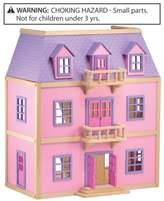 Melissa & Doug Kids Toy, Multi-Level Wooden Dollhouse