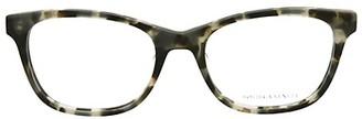 Bottega Veneta 51MM Square Core Optical Glasses