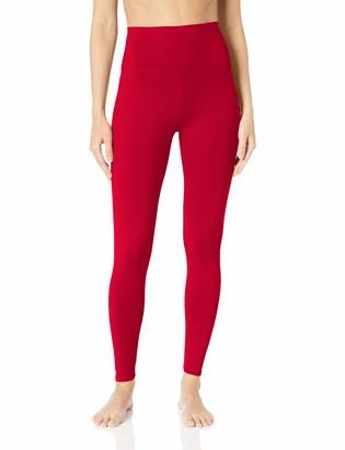 Core 10 Amazon Brand Women's All Day Comfort High Waist Full-Length Yoga Legging - 27