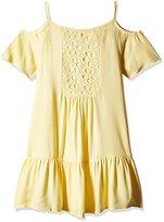 Pumpkin Patch Girl's Summer Mini Plain Dress