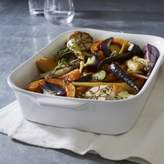 The White Company Porto Stoneware Large Oven Dish