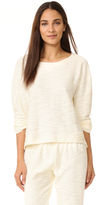 Eberjey Cleo Long Sleeve Pajama Top