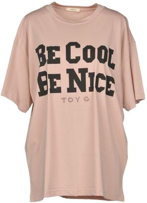 Toy G. T-shirts