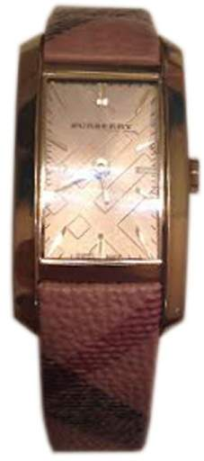 Burberry BU9509 Gold Ion-Plated Stainless Steel 20mm Watch