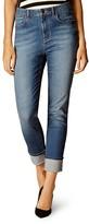 Karen Millen Cuffed Boyfriend Jeans