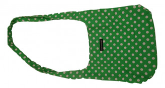 Marimekko Green Cotton Handbags