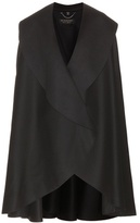 Burberry Military Wool Cape
