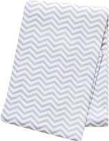 TREND LAB, LLC Trend Lab Gray Chevron Deluxe Swaddle Blanket