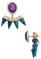 Lionette by Noa Sade Women's 'Omer' Spike Ear Jackets