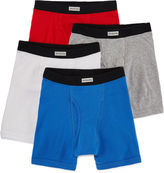 Fruit of the Loom Boys 4-pc. Boxer Briefs Big Kid