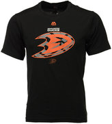 Majestic Men's Anaheim Ducks Solid Win Synthetic T-Shirt