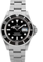 Rolex Pre-Owned 40mm Men's Submariner Watch, Black